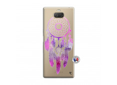 Coque Sony Xperia 10 Purple Dreamcatcher