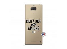Coque Sony Xperia 10 Rien A Foot Allez Amiens