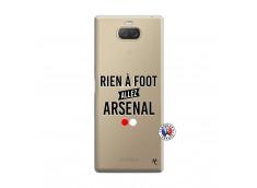Coque Sony Xperia 10 Rien A Foot Allez Arsenal