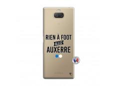 Coque Sony Xperia 10 Rien A Foot Allez Auxerre