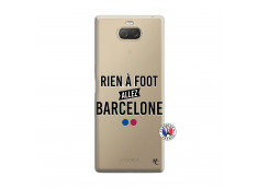 Coque Sony Xperia 10 Rien A Foot Allez Barcelone