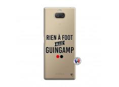 Coque Sony Xperia 10 Rien A Foot Allez Guingamp