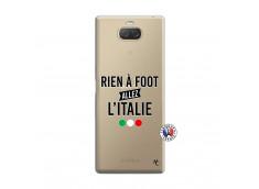 Coque Sony Xperia 10 Rien A Foot Allez L'Italie