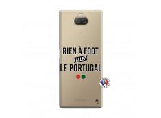 Coque Sony Xperia 10 Rien A Foot Allez Le Portugal