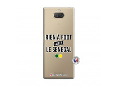 Coque Sony Xperia 10 Rien A Foot Allez Le Senegal