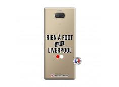 Coque Sony Xperia 10 Rien A Foot Allez Liverpool