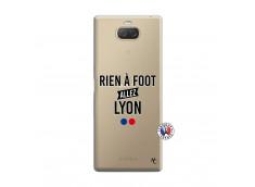 Coque Sony Xperia 10 Rien A Foot Allez Lyon