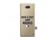 Coque Sony Xperia 10 Rien A Foot Allez Madrid