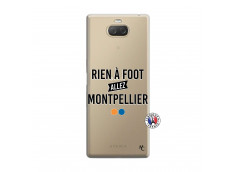 Coque Sony Xperia 10 Rien A Foot Allez Montpellier