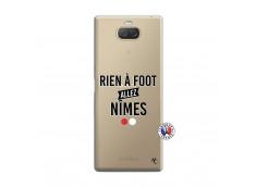 Coque Sony Xperia 10 Rien A Foot Allez Nimes