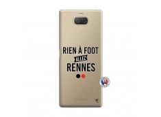 Coque Sony Xperia 10 Rien A Foot Allez Rennes