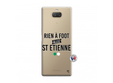 Coque Sony Xperia 10 Rien A Foot Allez St Etienne