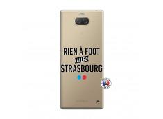 Coque Sony Xperia 10 Rien A Foot Allez Strasbourg