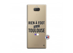 Coque Sony Xperia 10 Rien A Foot Allez Toulouse