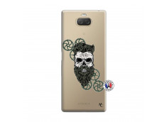 Coque Sony Xperia 10 Skull Hipster
