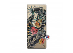 Coque Sony Xperia 10 Leopard Tree
