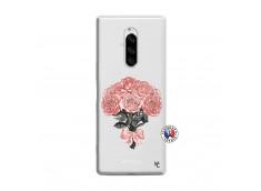 Coque Sony Xperia 1 Bouquet de Roses