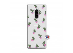 Coque Sony Xperia 1 Cactus Pattern