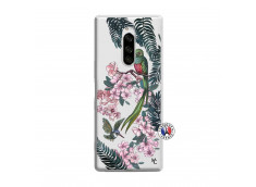Coque Sony Xperia 1 Flower Birds