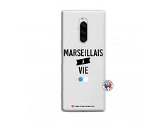 Coque Sony Xperia 1 Marseillais à Vie