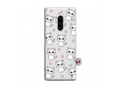 Coque Sony Xperia 1 Petits Chats