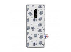 Coque Sony Xperia 1 Petits Hippos