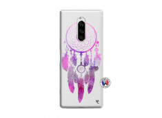 Coque Sony Xperia 1 Purple Dreamcatcher