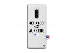 Coque Sony Xperia 1 Rien A Foot Allez Auxerre
