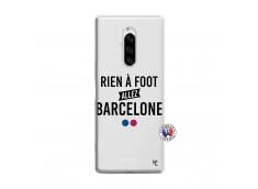 Coque Sony Xperia 1 Rien A Foot Allez Barcelone