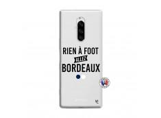 Coque Sony Xperia 1 Rien A Foot Allez Bordeaux