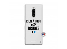 Coque Sony Xperia 1 Rien A Foot Allez Bruges