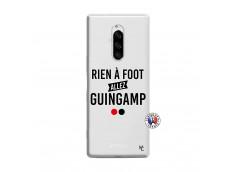 Coque Sony Xperia 1 Rien A Foot Allez Guingamp