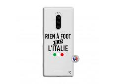 Coque Sony Xperia 1 Rien A Foot Allez L'Italie