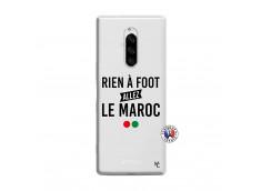 Coque Sony Xperia 1 Rien A Foot Allez Le Maroc