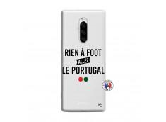 Coque Sony Xperia 1 Rien A Foot Allez Le Portugal