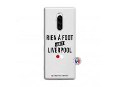 Coque Sony Xperia 1 Rien A Foot Allez Liverpool
