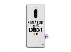 Coque Sony Xperia 1 Rien A Foot Allez Lorient