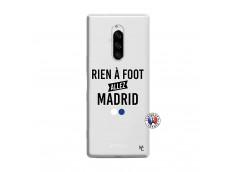 Coque Sony Xperia 1 Rien A Foot Allez Madrid