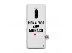 Coque Sony Xperia 1 Rien A Foot Allez Monaco