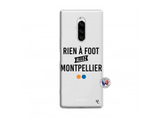 Coque Sony Xperia 1 Rien A Foot Allez Montpellier
