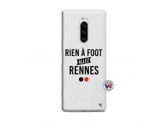 Coque Sony Xperia 1 Rien A Foot Allez Rennes