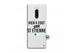 Coque Sony Xperia 1 Rien A Foot Allez St Etienne