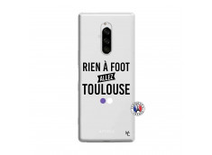 Coque Sony Xperia 1 Rien A Foot Allez Toulouse