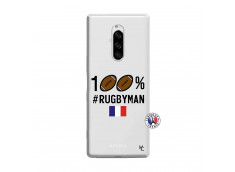 Coque Sony Xperia 1 100% Rugbyman