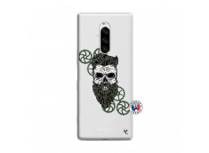 Coque Sony Xperia 1 Skull Hipster