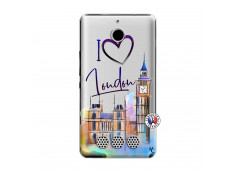 Coque Sony Xperia E1 I Love London