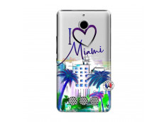 Coque Sony Xperia E1 I Love Miami