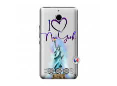 Coque Sony Xperia E1 I Love New York