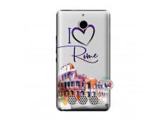 Coque Sony Xperia E1 I Love Rome