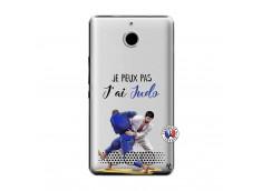 Coque Sony Xperia E1 Je peux pas j'ai Judo